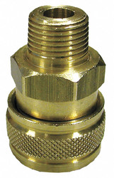 Annovi Reverberi Ball Quick Coupler,  12 gpm,  4000 psi AL-QC3/8MB