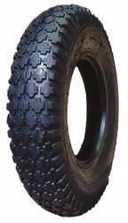 Hi-Run Wheelbarrow Tire,4.80/4.00-8,4 Ply,Stud HAWA CT1008