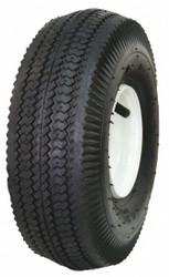 Hi-run Wheelbarrow Tire Wheel Assembly, Tire Material: Rubber   CT1009
