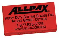 "Allpax Cutting Blades, Heavy Duty, 2"" L, PK6   AX1601"