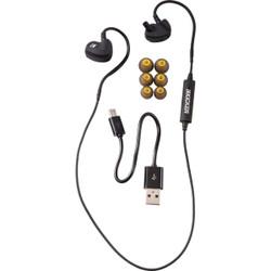 Kicker EB300 Bluetooth Black Earbuds 43EB300BTB