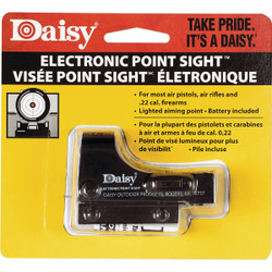 Daisy Dovetail Mount Black Electronic Airsoft Point Sight 987809-444
