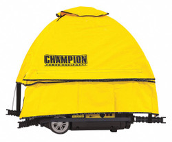 Champion Power Equipment Generator Cover Storm Shield,Yellow HAWA 100376