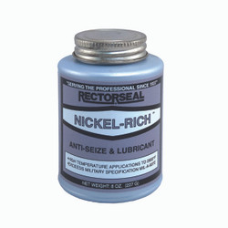 Regular and nuclear grade extreme high temperature anti-seize and lubricant