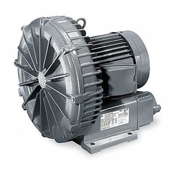 "0.17 Regenerative Blower 1 Phase, 115/230 Voltage, 1"" (F)NPT Inlet Size"