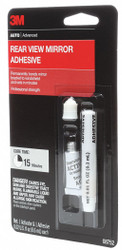 3m Clear Rearview Mirror Adhesive,  0.02 oz.,  Tube,  Fleet and Vehicle 08752
