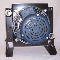 AC,  Forced Air Oil Cooler,  115/230VAC,  Number of Phases 1,  5 HP Heat Removed