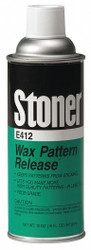 Stoner Wax Pattern Release   Molding, Industrial E412