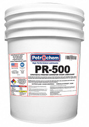 Petrochem Chain, Cable, and Wire Rope Lubricant Amber   PR-500