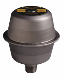 Trico 25 cu in SST Expansion Chamber  Stainless Steel 31817