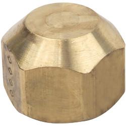 "5/8"" (15/16) Female Thread Gas Flare Cap SAFETYCAP-04R"