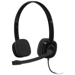 H151 Binaural Over-the-Head Stereo Headset, Black 981000587