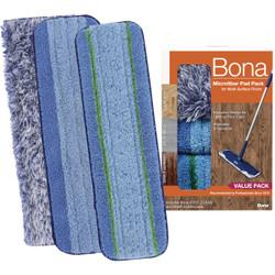 Bona 3pk Hw Floor Cleaner Pad AX0003496