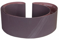 Norton Sanding Belt Brown   78072782916