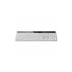 Wireless Solar Keyboard for Mac, Full Size, Silver 920003472