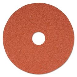 Resin Fibre Discs, Ceramic, 4 1/2 in Dia., 60 Grit