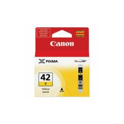 6387B002 (CLI-42) ChromaLife100+ Ink, Yellow 6387B002
