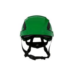 3M™ SecureFit™ Safety Helmet, X5004-ANSI,  Green, 10 EA/Case