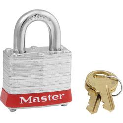 Master Lock® Laminated Steel Safety Padlock