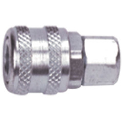"Quick Disconnect Coupler, 1/4"" Female NPT"