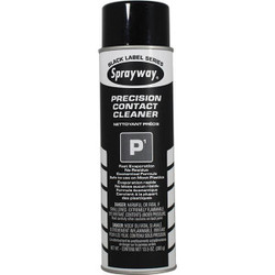 Sprayway® P1 Precision Contact Cleaner