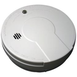 Kidde Tamper-Resistant DC Smoke Alarm (Ionization), Clam Pack