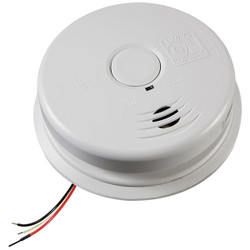 Kidde Worry-Free AC/DC Smoke Alarm (Ionization)