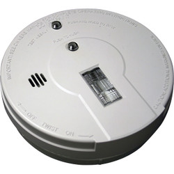 Kidde DC Smoke Alarm w/ Exit Light (Ionization)