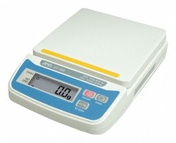 A&d Weighing 3100g Digital LCD Compact Bench Scale  Includes User Manual HT-3000