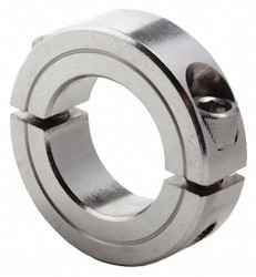 Climax Metal Products Shaft Collar  316 Stainless Steel  CR2C-050-S