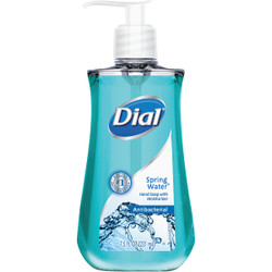 Dial 7.5 Oz. Spring Water Antibacterial Liquid Hand Soap with Moisturizer