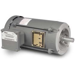 Baldor-Reliance Motor VL5007A, .75HP, 1725RPM, 1PH, 60HZ, 56C, 3524L, XPFC, F1