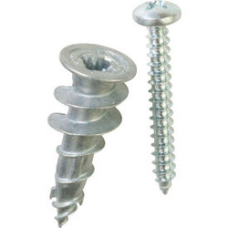 ITW E-Z Ancor 25216 - Stud Solver 50 lb. Self-Drilling Drywall Anchor - Made In