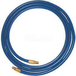 "Exair Compressed Air Hose 900061-15, 1/4"" MNPT X 1/4"" MNPT, 15' L X 3/8"" I.D."