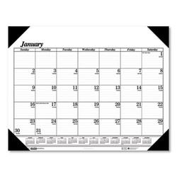 House of Doolittle™ Calendar,Desk,12 Mo,We 0124