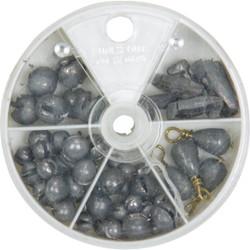 SouthBend 72-Piece Sinker Kit Assortment 1001