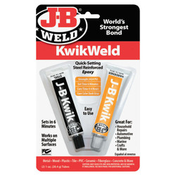 Cold Weld Compounds, 2 oz (2 x 1 oz.) Skin Packed