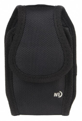 Nite Ize Cell Phone Case,  Fits Brand Various Electronic Devices,  Black,  Nylon