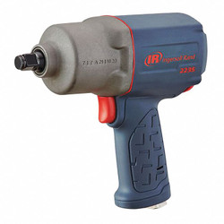 Air Powered,  Impact Wrench,  90 psi,  900 ft.-lb. Fastening Torque