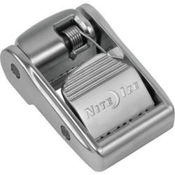 Nite Ize Dual CamJam 1 In. Silver Strap Buckle CJD-11-R3