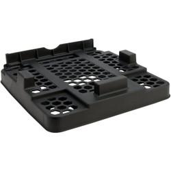 Channellock Wet/Dry Vacuum 15-3/4 In. W. Black PVC Display Base CMVB
