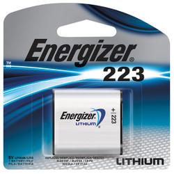 Energizer® 223 Lithium Photo/Camera Battery