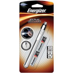 Energizer® 2AAA Metal LED Penlight