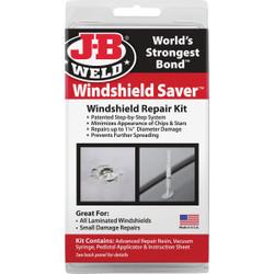 J-B Weld Windshield Saver Windshield Repair Kit 2100