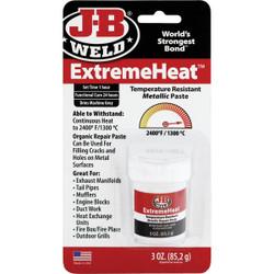 J-B Weld ExtremeHeat 3 Oz. Metal Filler 37901