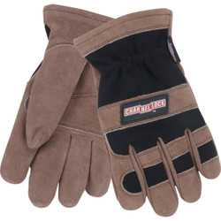 Channellock Men's Large Leather Winter Work Glove 706509