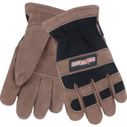 Channellock Men's XL Leather Winter Work Glove 701841