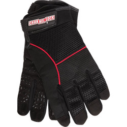 Channellock Men's Large Synthetic Leather Utility Grip High Performance Glove