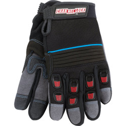 Channellock Men's XL Synthetic Leather Heavy-Duty High Performance Glove 760577