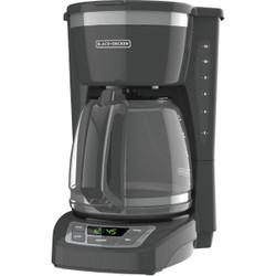 Black & Decker 12 Cup Programmable Black Coffee Maker CM1160B-1